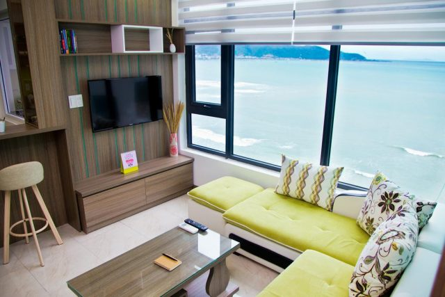 апартаменты в Нячанге с красивым видом на море