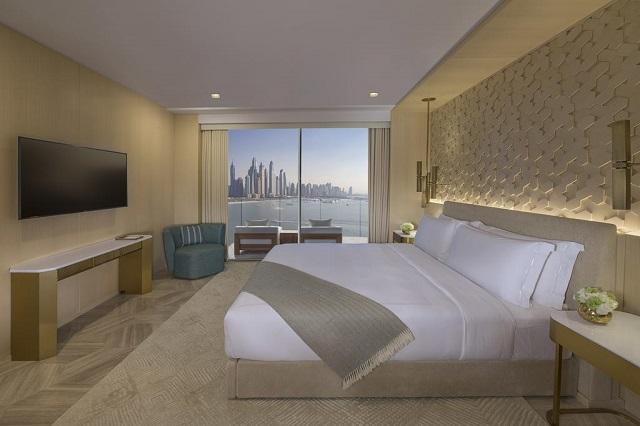 отель с видовыми окнами в Дубае