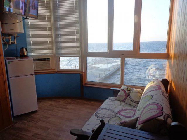 гостевой дом в Анапе с красивым видом на море