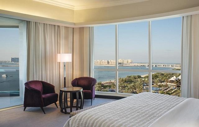 Видовые номера в отеле Дубая