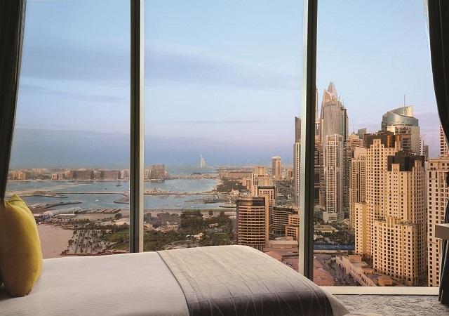отель с панорамным видом на Персидский залив