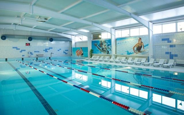 отель в Московской обсласти со спа-центром и бассейном
