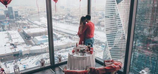 отели на день всех влюбленных