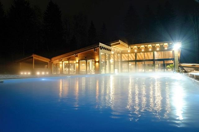 Отели Подмосковья с подогреваемым бассейном