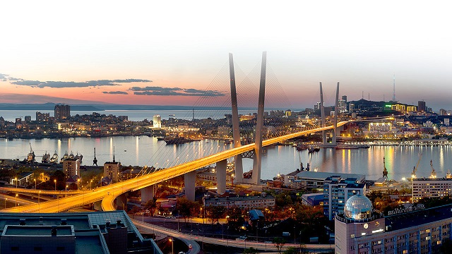 отели Владивостока с красивым видом из окна