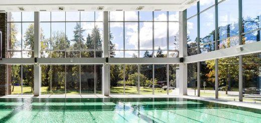 Лучший спа-отель Подмосковья с большим крытым бассейном