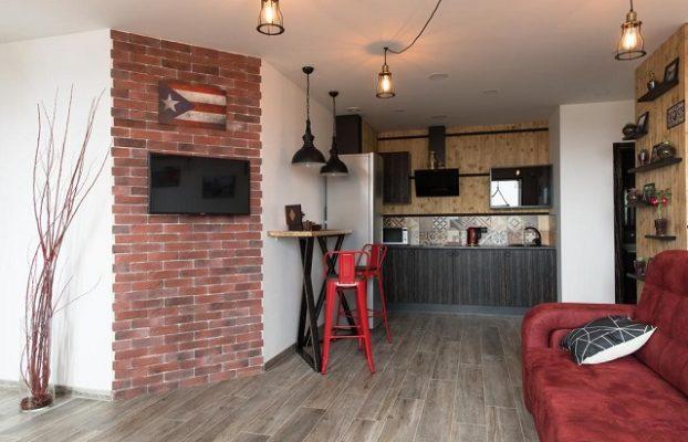 стильные Loft апартаменты