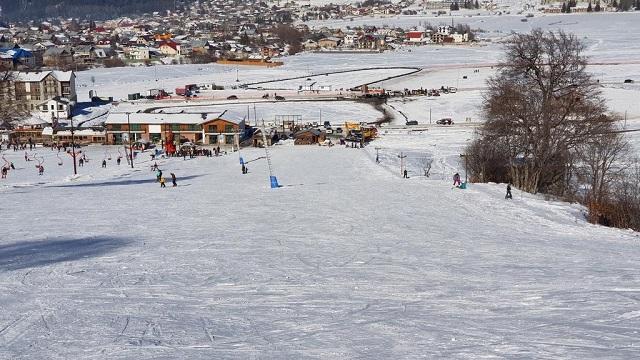 отели Бакуриани рядом с лыжными склонами