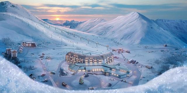 лучшие отели горнолыжного курорта Гудаури