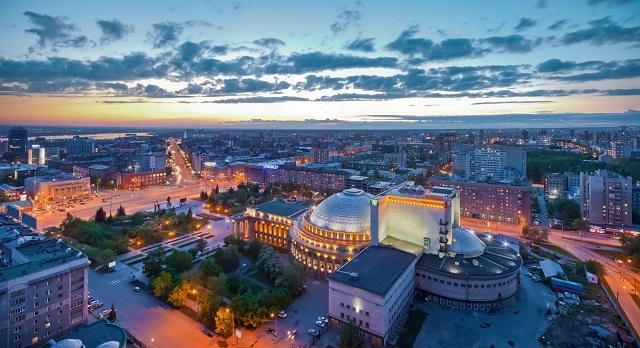 лучшие отели Новосибирска