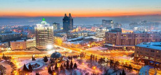 топ популярных отелей Новосибирска