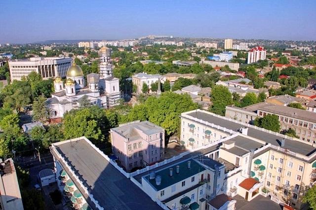 недорогие гостевые дома и апартаменты Симферополя