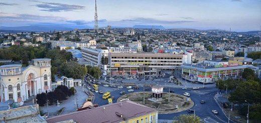 топ 20 отелей Симферополя