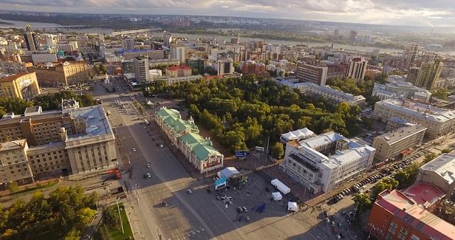 отели, хостелы и апартаменты рядом с НИИТО в Новосибирске