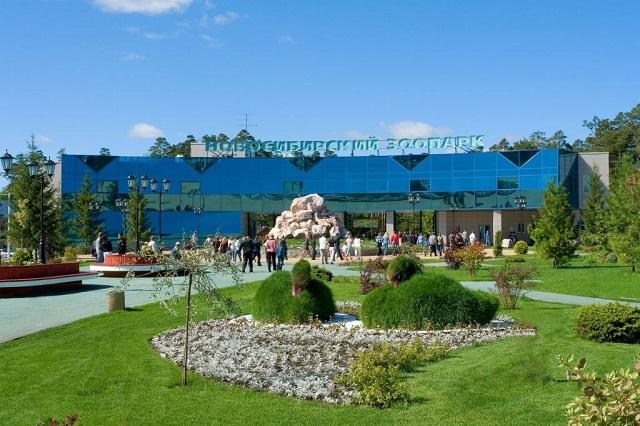 отели и апартаменты рядом с зоопарком в Новосибирске