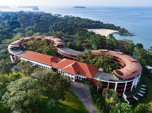 лучшие отели Сингапура на берегу моря