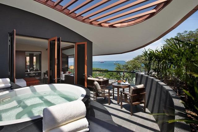 Лучшие отели в Сингапуре на берегу моря