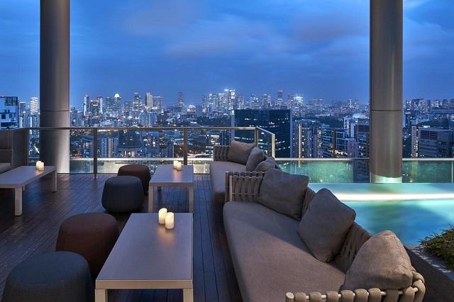 лучшие отели Сингапура с потрясающим видом на город