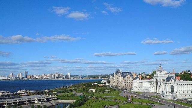 лучшие отели с бассейном в Казани