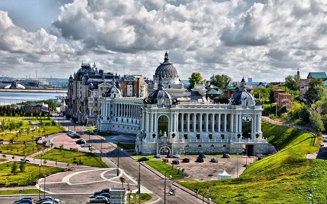 необычные отели и гостиницы Казани