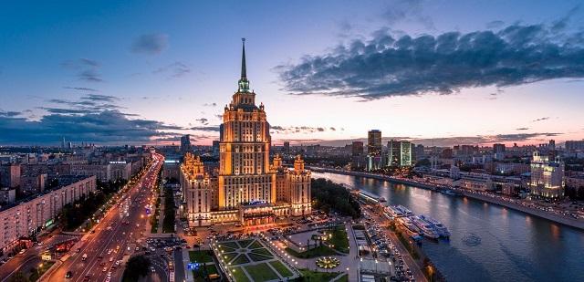 необычные отели Москвы