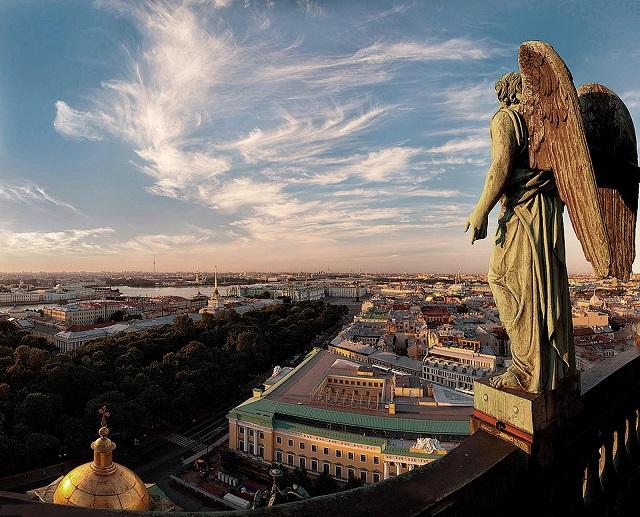лучшие необычные отели Санкт-Петербурга