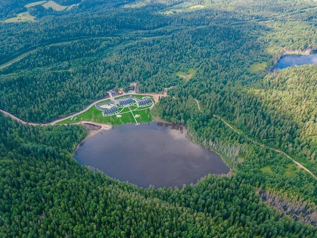 Лучшие отели Карелии у озера