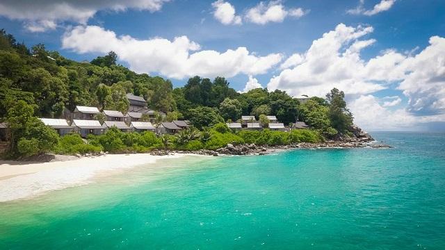Отели с красивым видом на Сейшельских островах