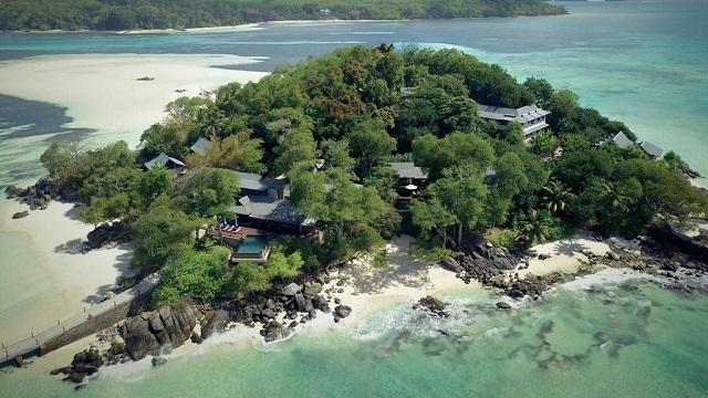 Лучшие 5 звездочные отели на Сейшелах