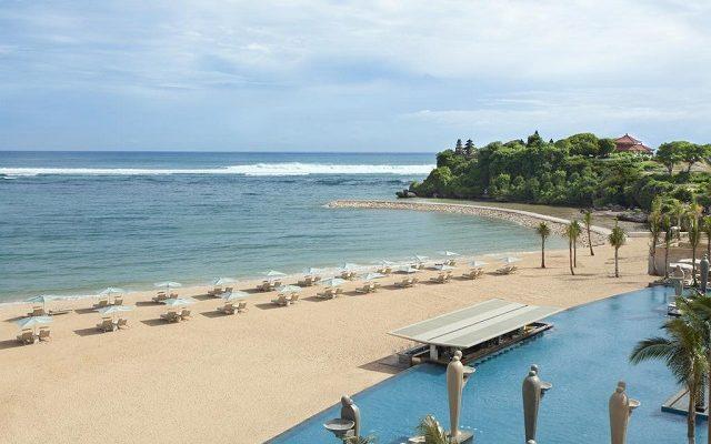 Лучшие отели Бали с хорошим пляжем