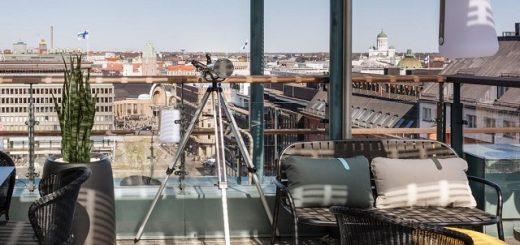 Дучшие видовые отели Хельсинки