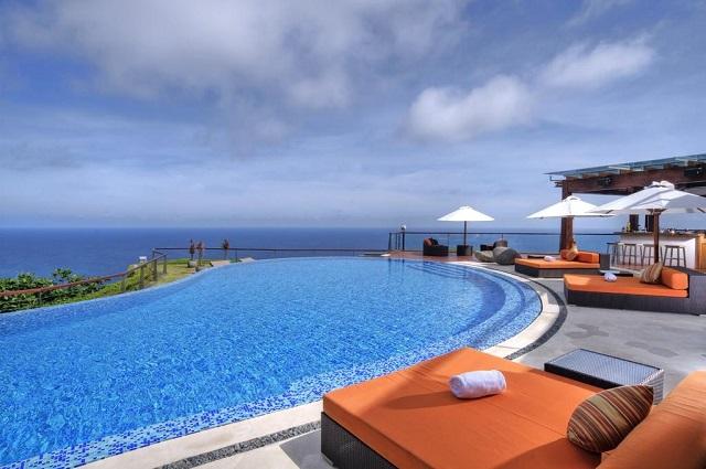 Лучшие отели Бали с красивым видом