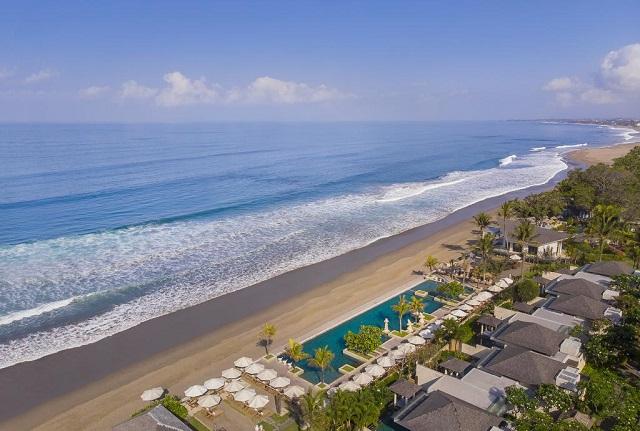 Лучшие отели на Бали рядом с морем