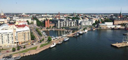 Лучшие отели с бассейном и СПА в Хельсинки