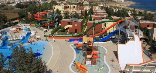 Отели с аквапарком в Айа-Напе на Кипре