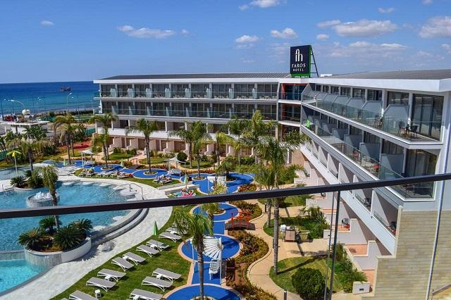 Популярные молодежные отели Айа-Напы на Кипре