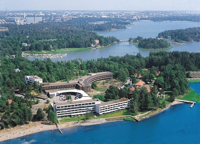 Лучшие СПА отели в Хельсинки с бассейном