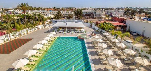 Молодежные отели в Айа-Напе на Кипре