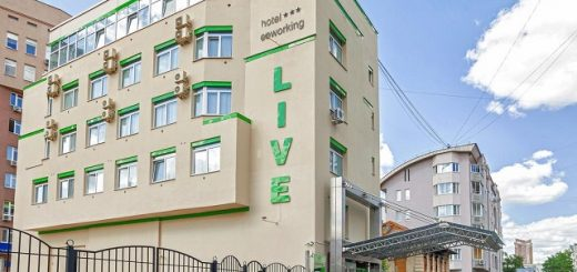 Отель недалеко от ул.Вайнера в центре города