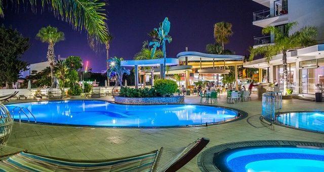 Все включено отели в Айа-Напе на Кипре