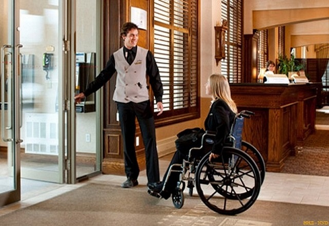 отели с удобствами для инвалидов в Актобе