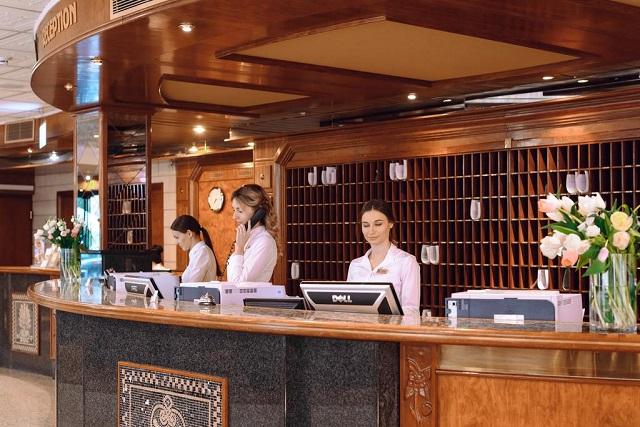 отели с русскоговорящим персоналом в Актобе
