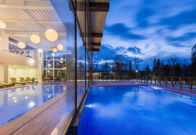 отели с открытым бассейном в Симеизе