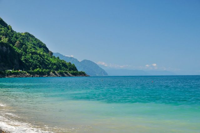 отели Грузии с красивым видом на море