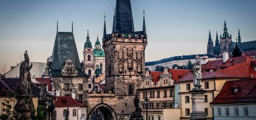 отели Праги с красивым видом на город
