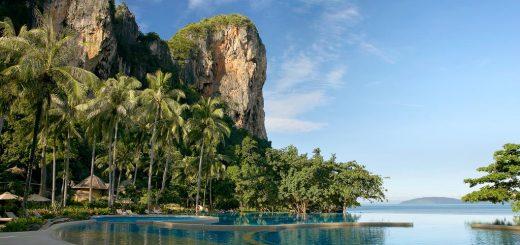 отели Краби Таиланд с красивым видом на море