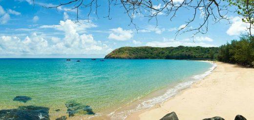 отели острова Кондао с красивым видом на океан