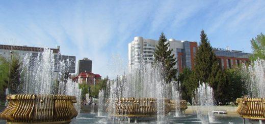 лучшие отели со спа-комплексом и бассейном в Новосибирска