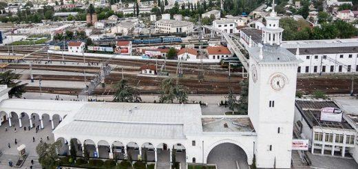 Лучшие хостелы и отели рядом с ж/д вокзалом в Симферополе