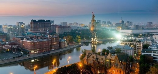 необычные отели и хосстелы Москвы